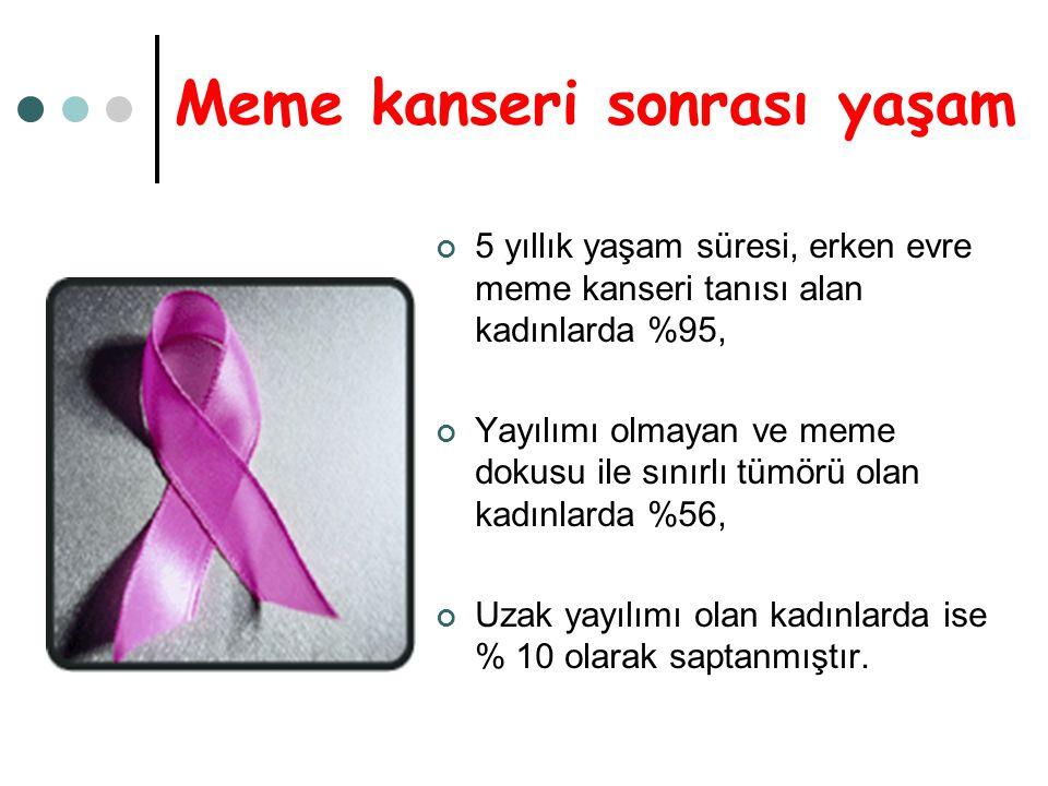 Meme kanseri sonrası yaşam