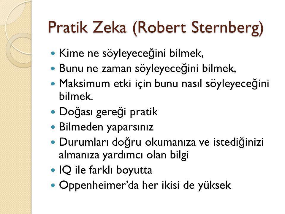 Pratik Zeka (Robert Sternberg)