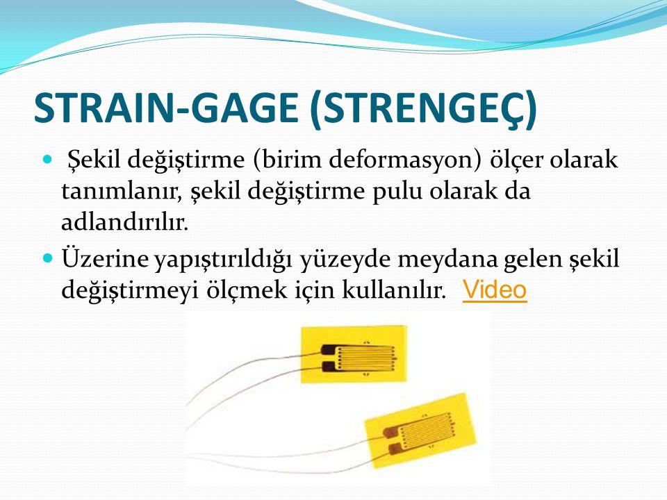STRAIN-GAGE (STRENGEÇ)