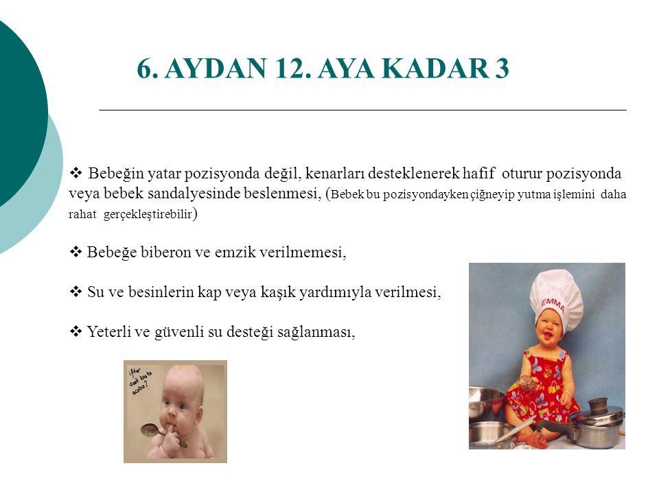 6. AYDAN 12. AYA KADAR 3