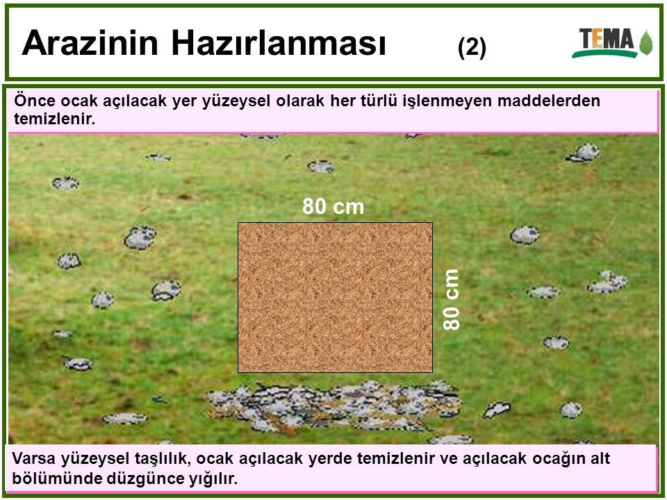 Arazinin Hazırlanması (2)