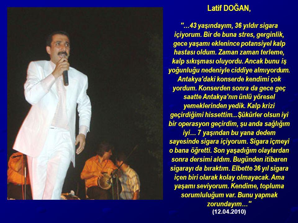 Latif DOĞAN,