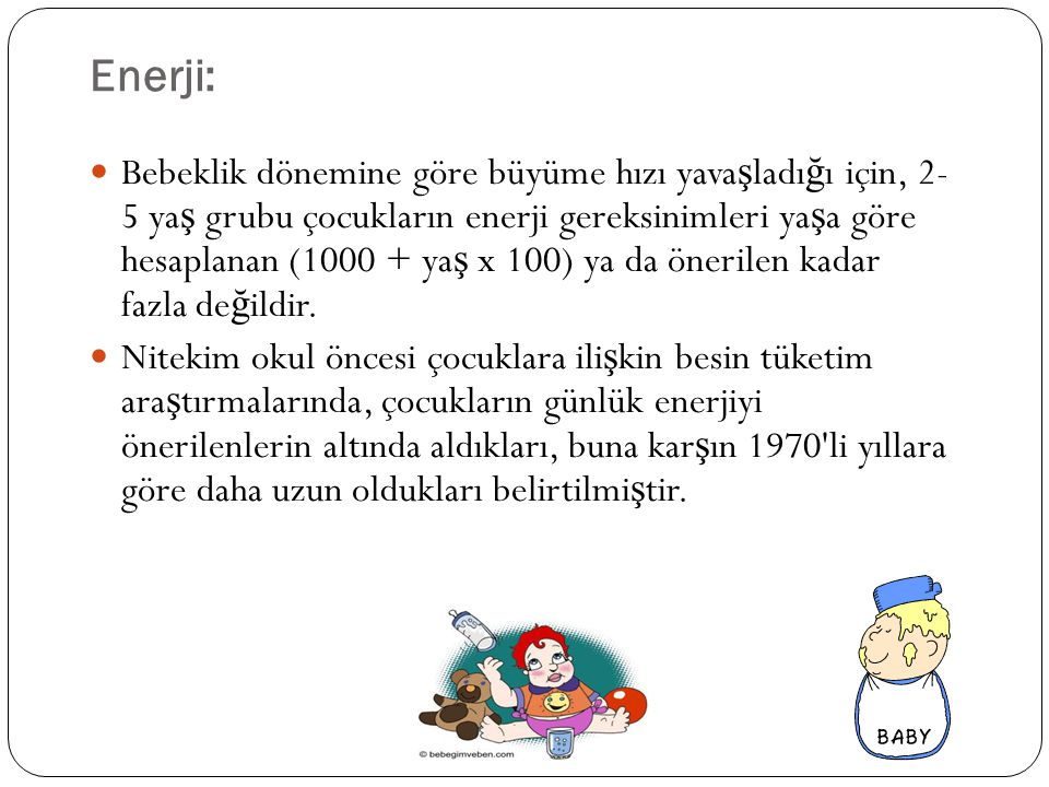 Enerji:
