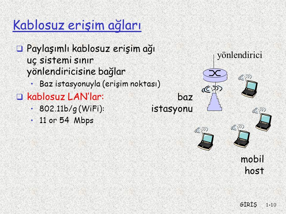 Kablosuz erişim ağları