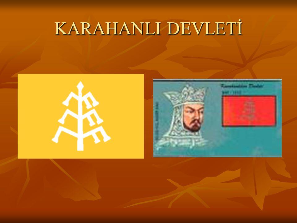KARAHANLI DEVLETİ