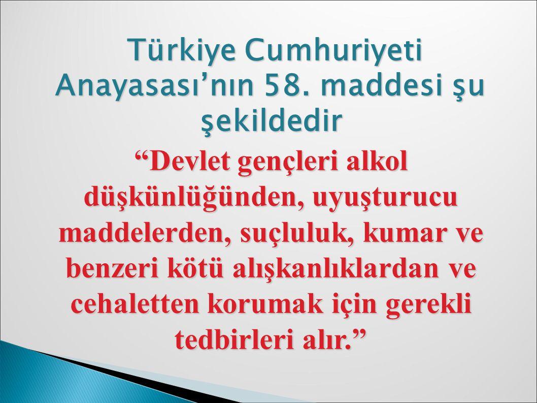Türkiye Cumhuriyeti Anayasası'nın 58