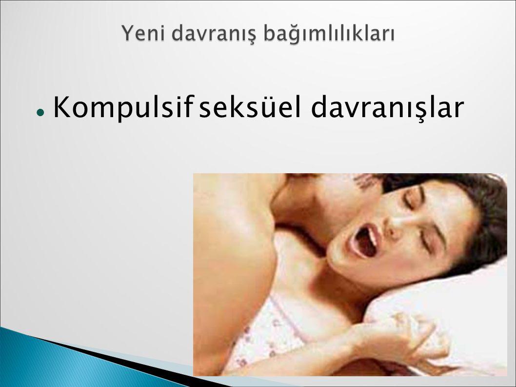 Kompulsif seksüel davranışlar