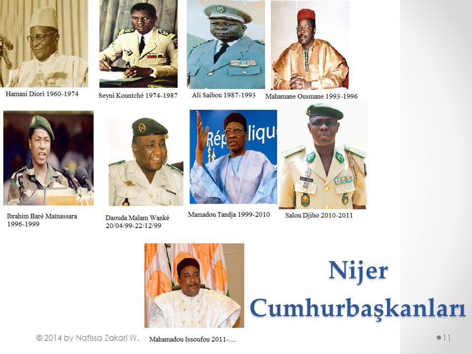 Nijer Cumhurbaşkanları