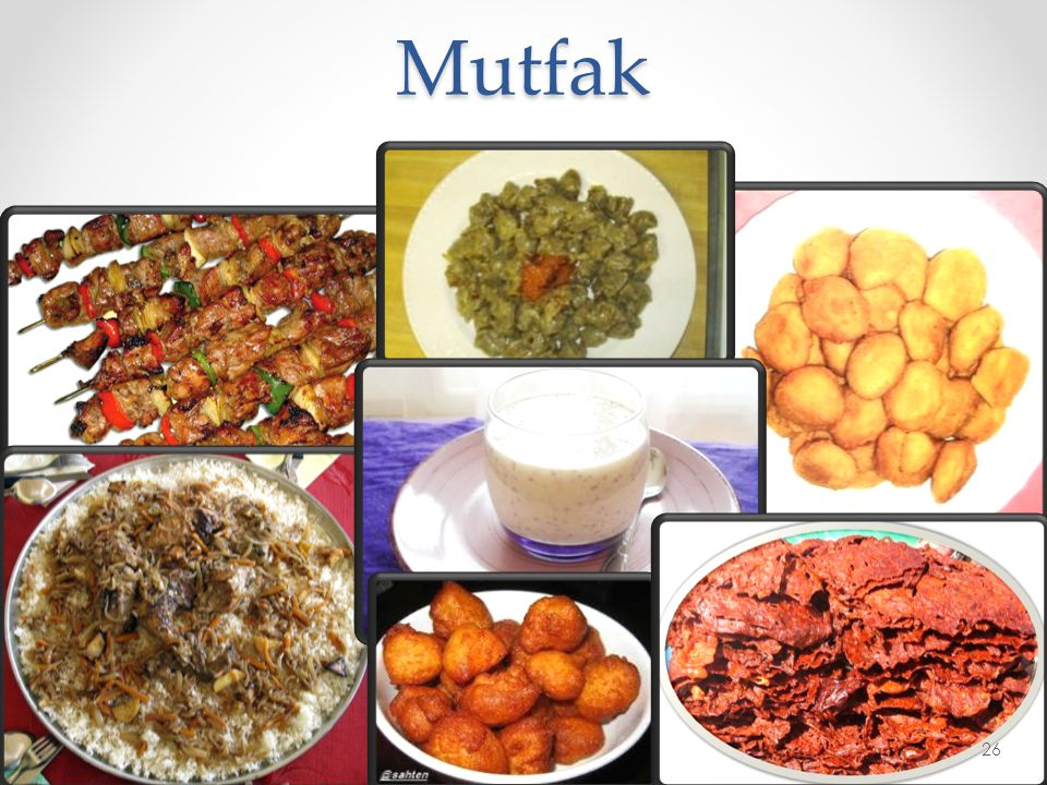 Mutfak © 2014 by Nafissa Zakari W.