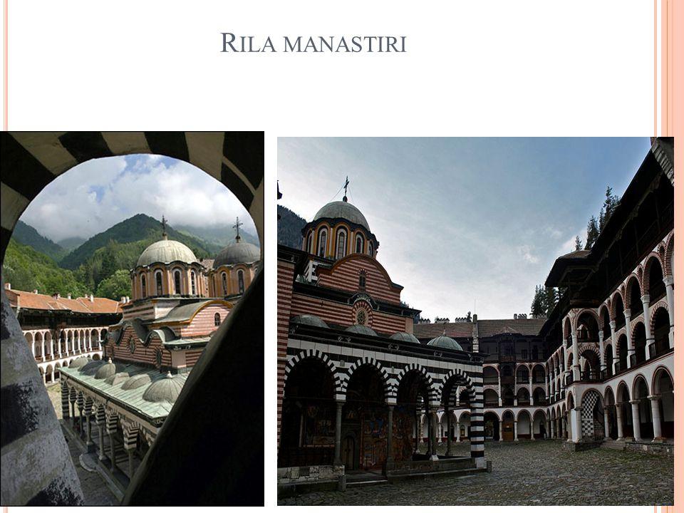 Rila manastiri
