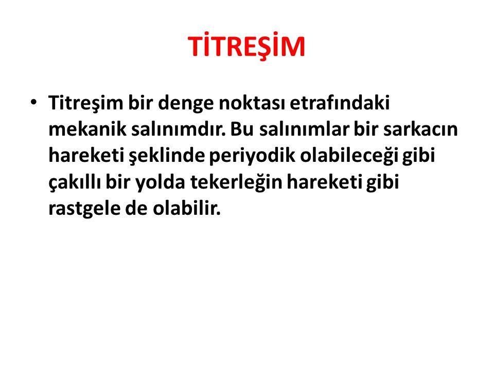 TİTREŞİM
