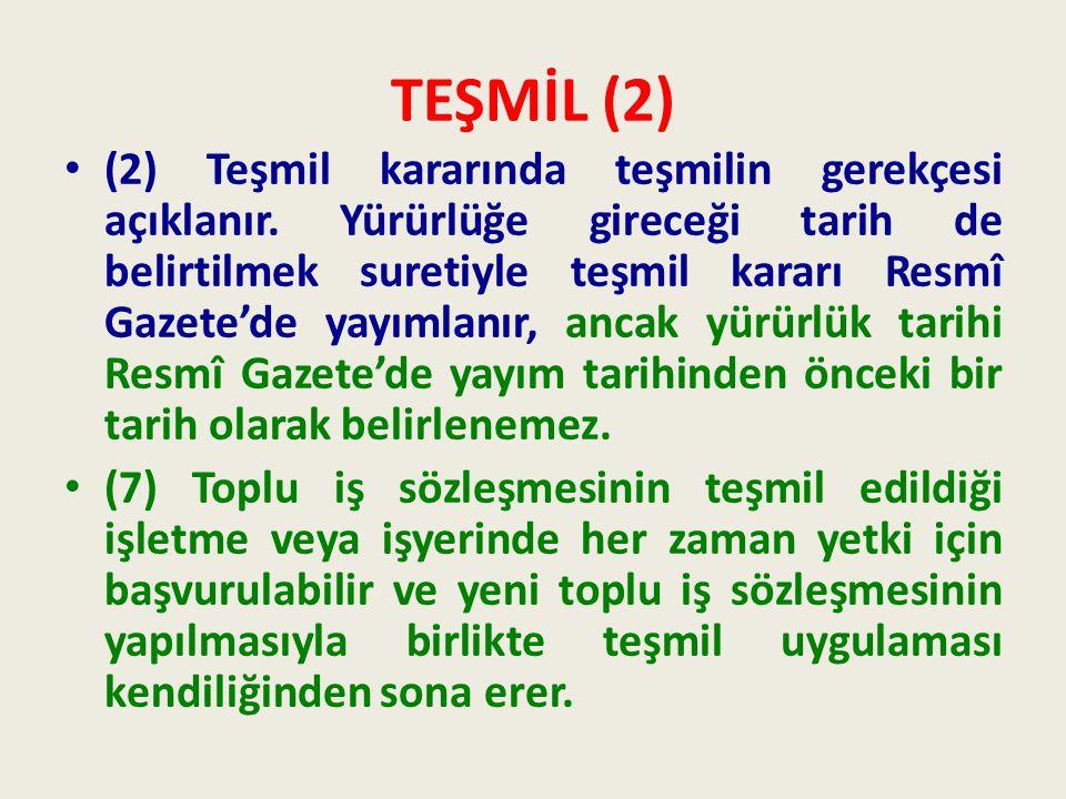 TEŞMİL (2)
