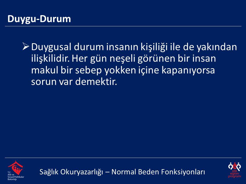 Duygu-Durum