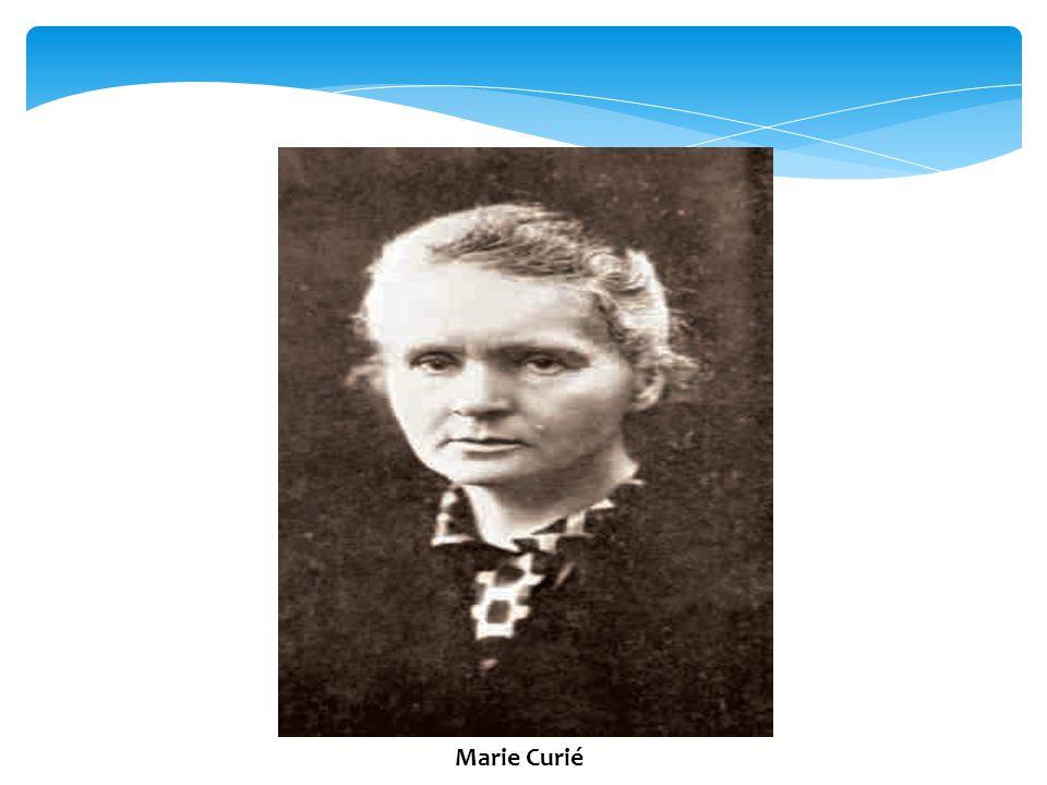 Marie Curié