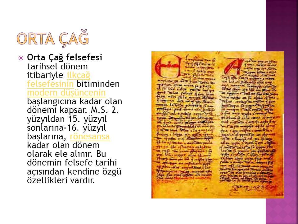 Orta Çağ
