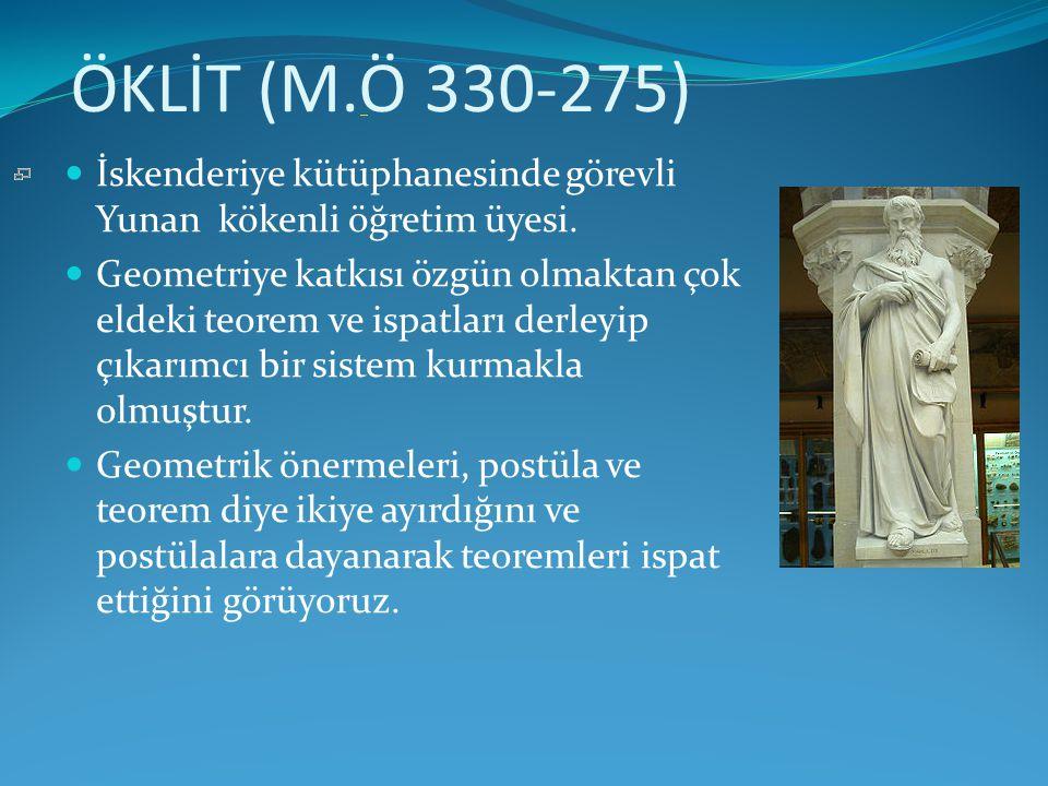 ÖKLİT (M.Ö 330-275)