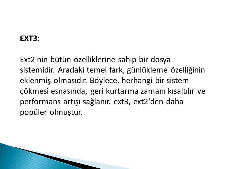 EXT3: