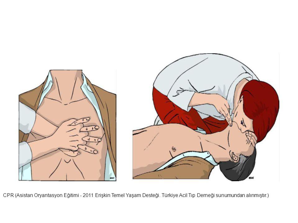 CPR (Asistan Oryantasyon Eğitimi - 2011 Erişkin Temel Yaşam Desteği