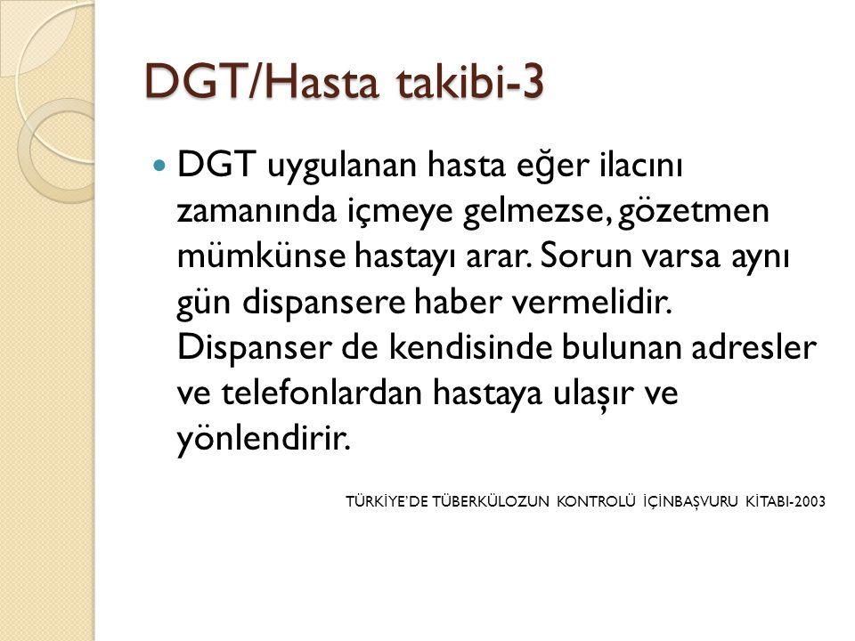DGT/Hasta takibi-3