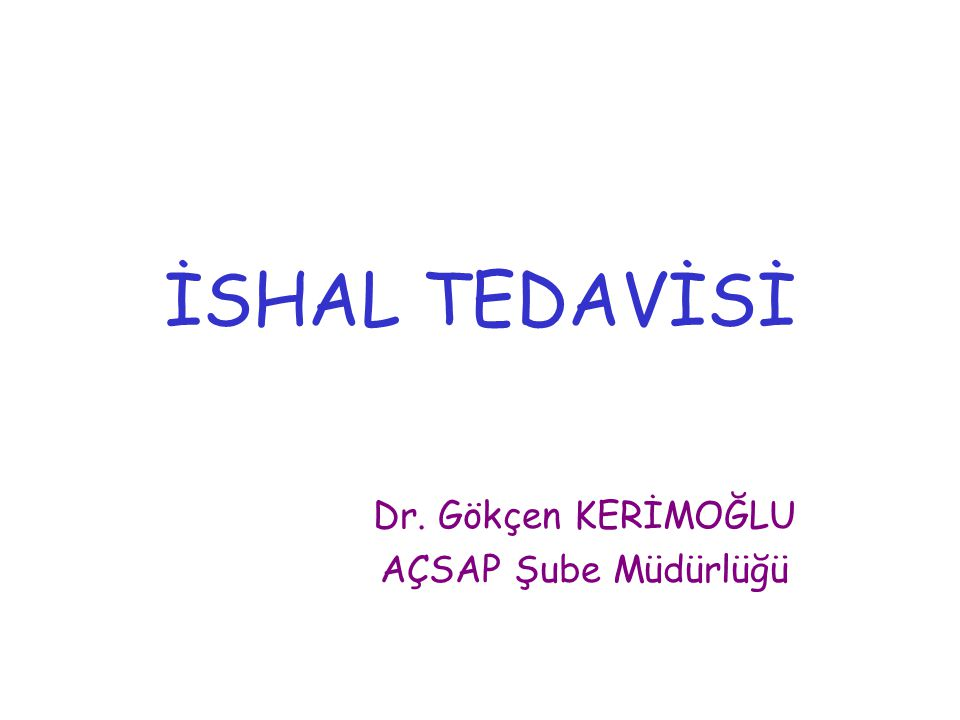 Dr. Gökçen KERİMOĞLU AÇSAP Şube Müdürlüğü
