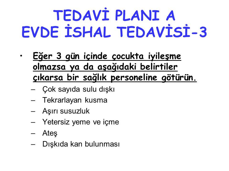 TEDAVİ PLANI A EVDE İSHAL TEDAVİSİ-3
