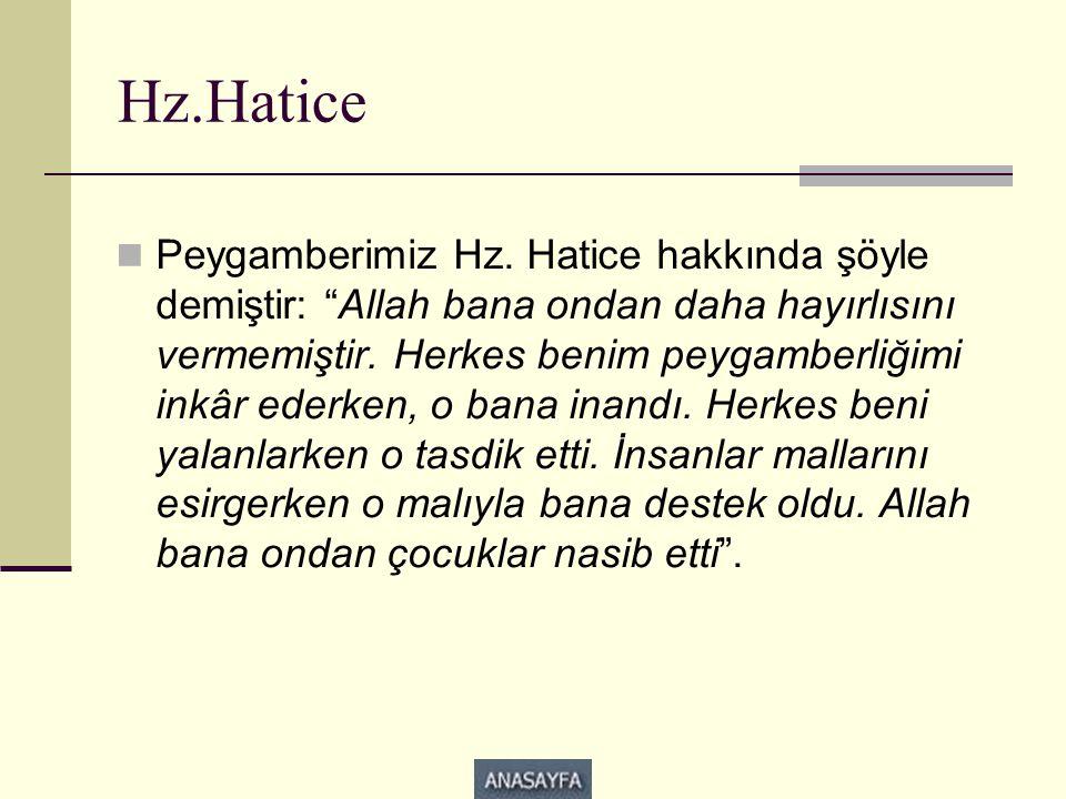 Hz.Hatice