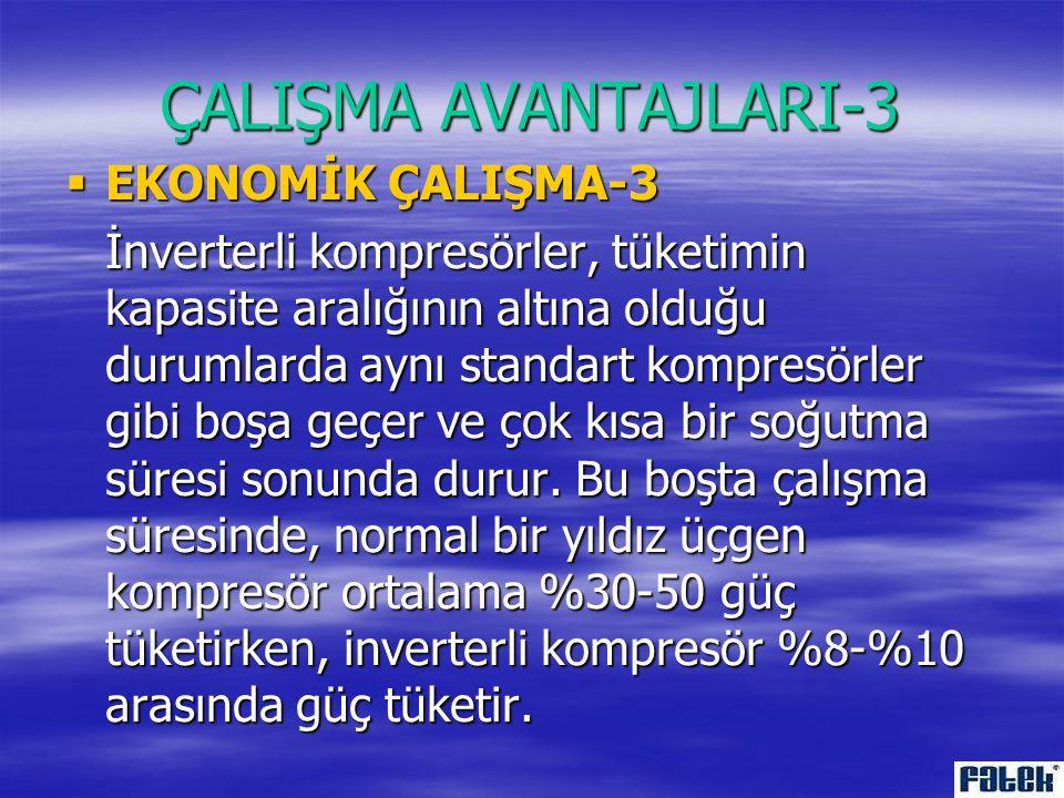 ÇALIŞMA AVANTAJLARI-3 EKONOMİK ÇALIŞMA-3