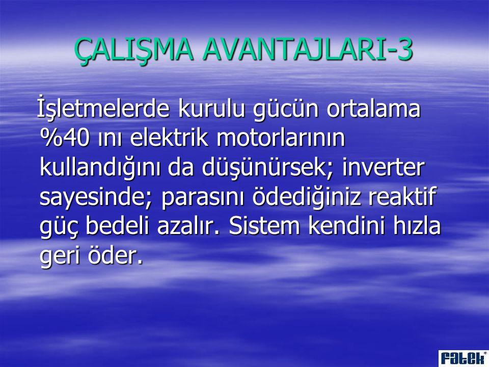 ÇALIŞMA AVANTAJLARI-3