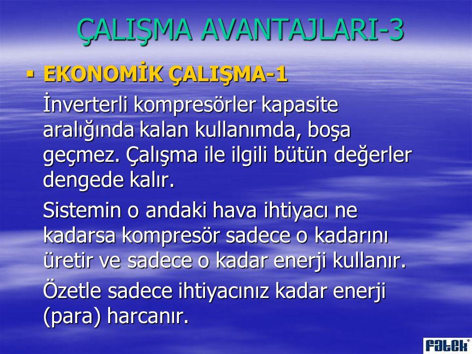 ÇALIŞMA AVANTAJLARI-3 EKONOMİK ÇALIŞMA-1