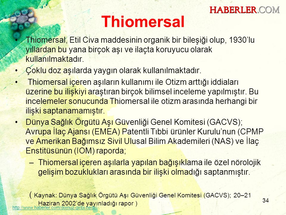 Thiomersal