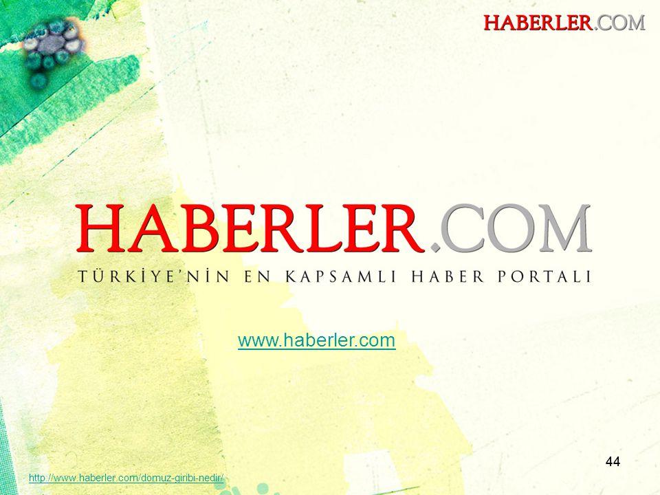 www.haberler.com 44 44 http://www.haberler.com/domuz-giribi-nedir/