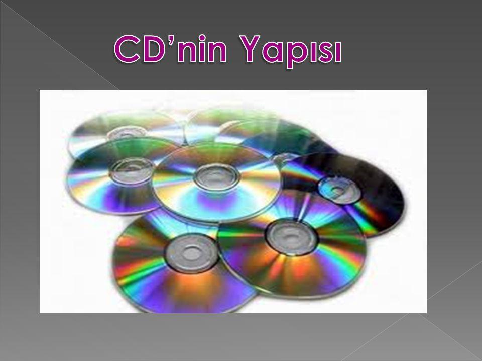 CD'nin Yapısı