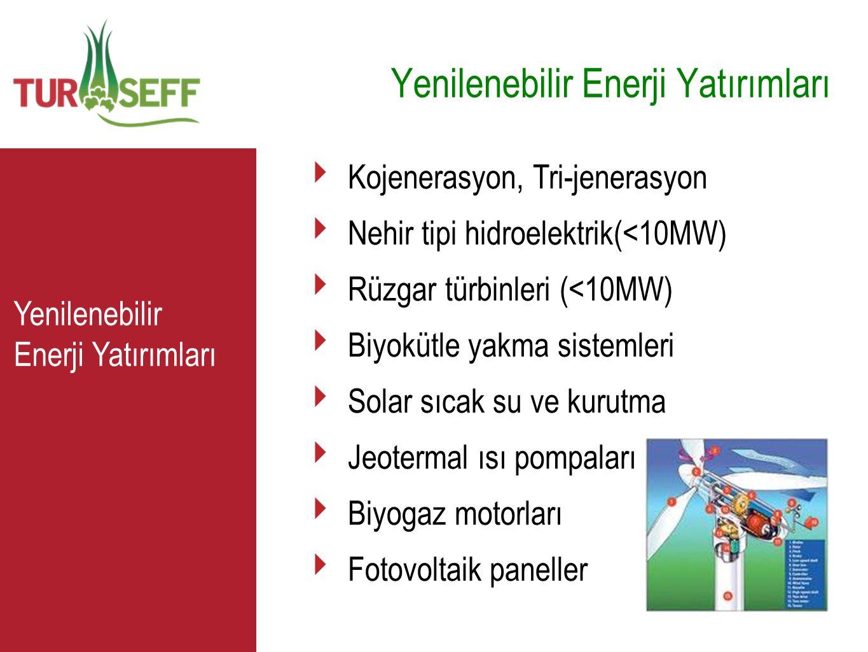Yenilenebilir Enerji Yatırımları