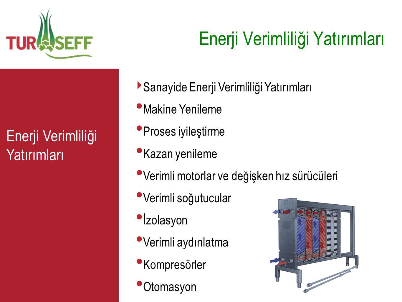 Enerji Verimliliği Yatırımları