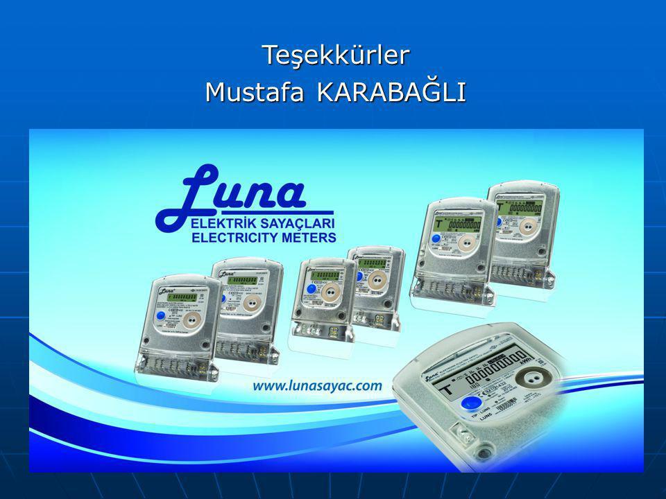 Teşekkürler Mustafa KARABAĞLI