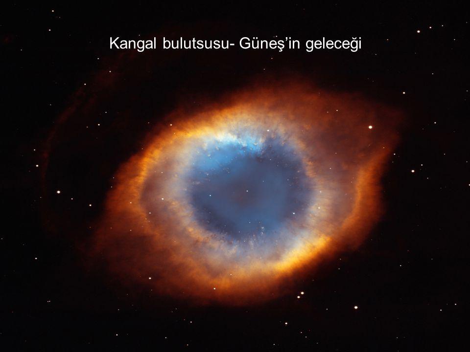 Kangal bulutsusu- Güneş'in geleceği