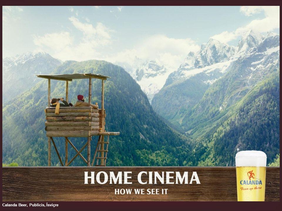 Calanda Beer, Publicis, İsviçre
