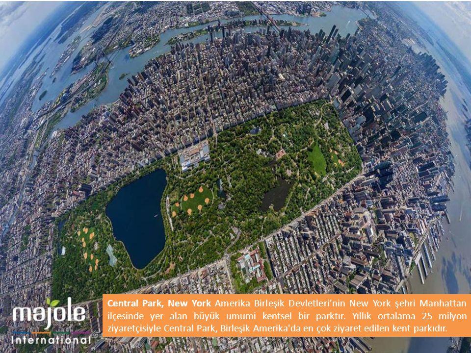 Central Park, New York Amerika Birleşik Devletleri nin New York şehri Manhattan ilçesinde yer alan büyük umumi kentsel bir parktır.