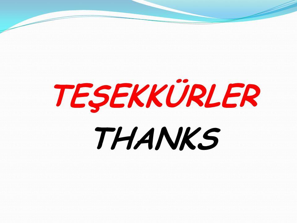 TEŞEKKÜRLER THANKS