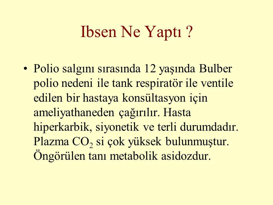 Ibsen Ne Yaptı