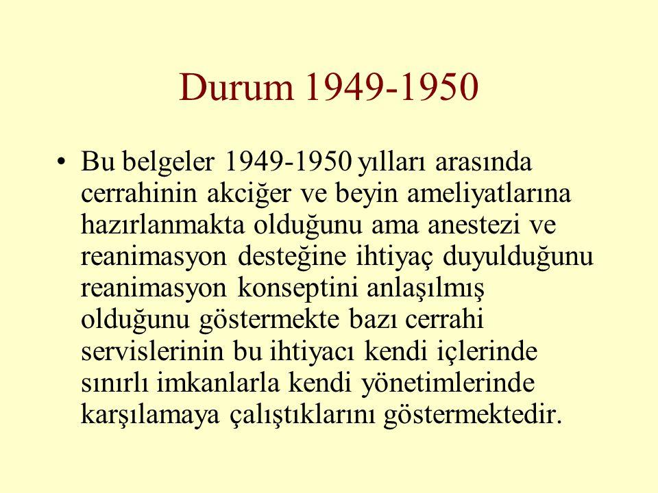 Durum 1949-1950