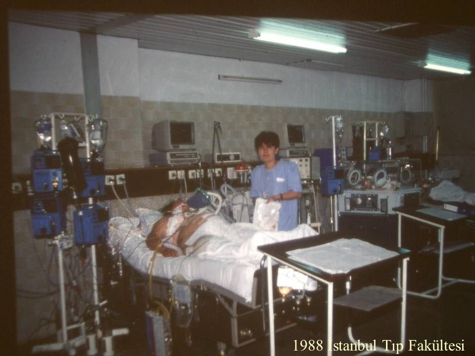 1988 İstanbul Tıp Fakültesi