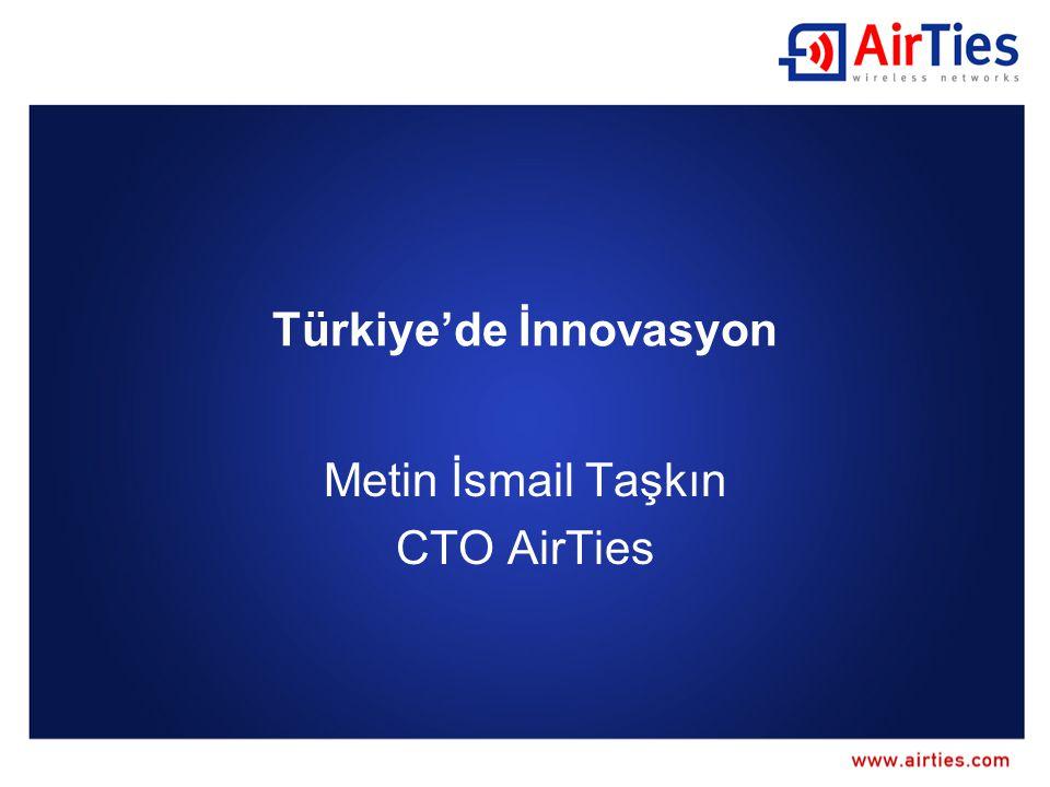 Türkiye'de İnnovasyon