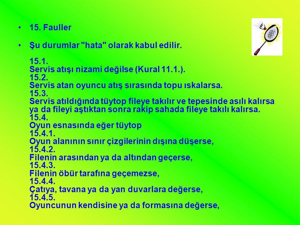 15. Fauller