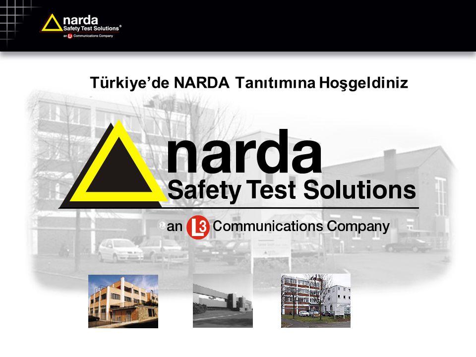 Türkiye'de NARDA Tanıtımına Hoşgeldiniz