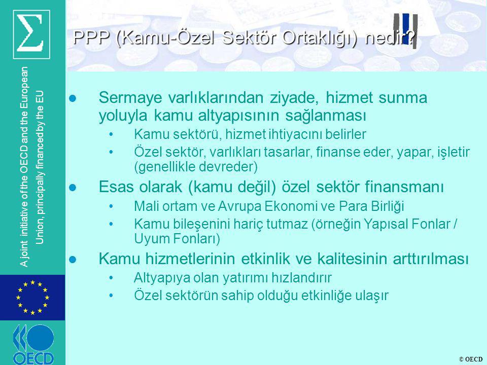 PPP (Kamu-Özel Sektör Ortaklığı) nedir