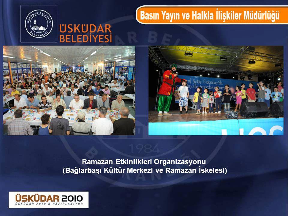 Ramazan Etkinlikleri Organizasyonu