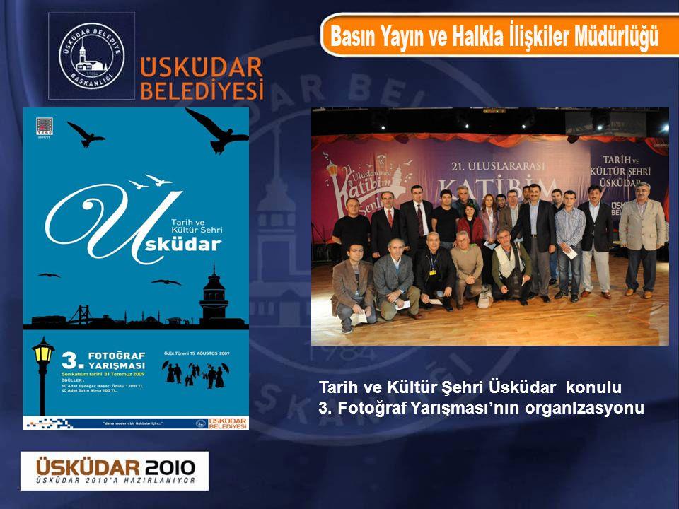 Tarih ve Kültür Şehri Üsküdar konulu