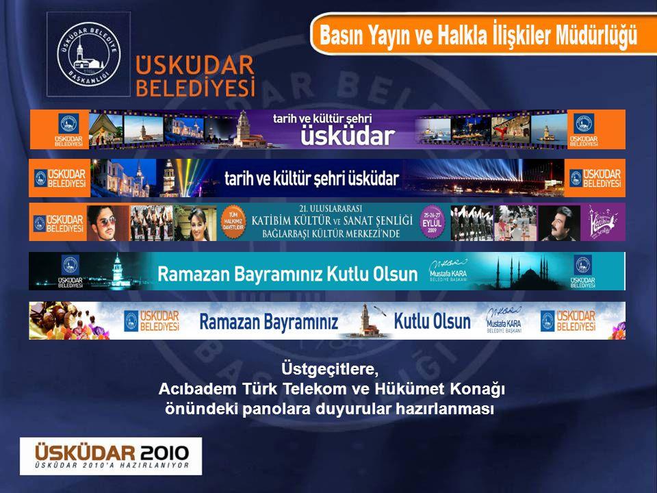 Acıbadem Türk Telekom ve Hükümet Konağı