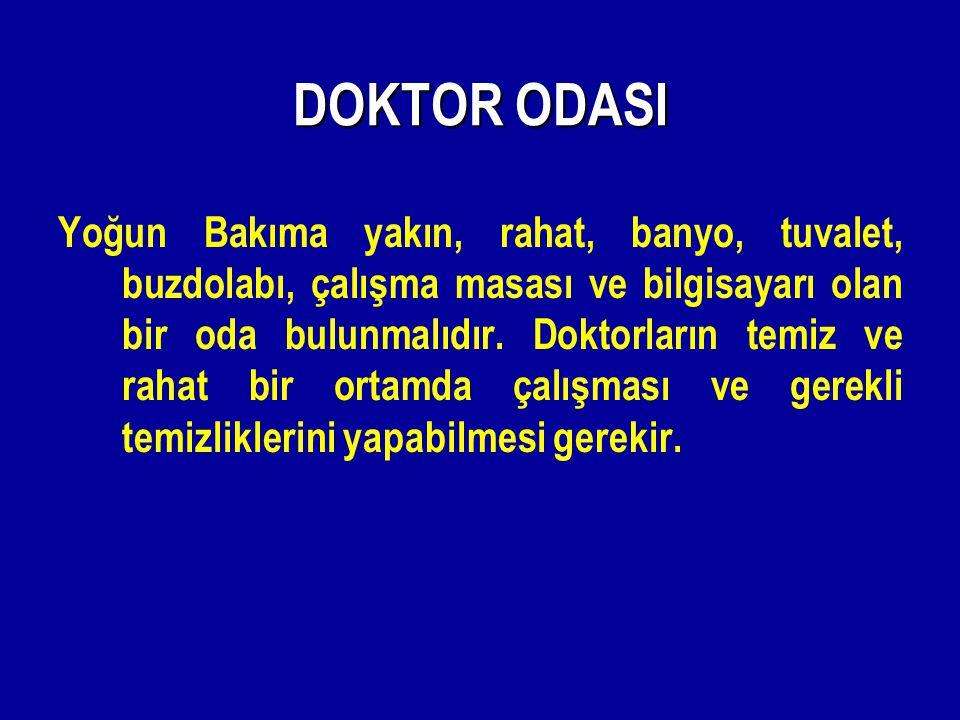 DOKTOR ODASI